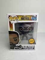 Funko POP! Marvel Black Panther #273 CHASE Limited Edition W/Protector