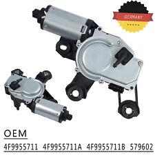 Rear Wiper Motor For Audi A4 A6 Allroad B8 C6 4F9955711A 579602