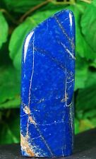 lapis lazuli crystal mineral specimen hand polished 345 Grams Badakshan Afgh