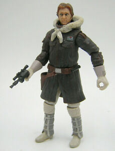 Star Wars Loose Han Solo ( Hoth Outfit )