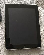 Apple iPad 1st Generation 16GB, Wi-Fi + 3G (AT&T), 9.7in - Black (MC349LL/A)