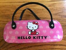 Cartoon Hello kitty Case cute Protector Sunglasses Box with Handles, RARE!!!