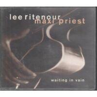 Lee Ritenour Waiting in vain (1993, & Maxi Priest) [Maxi-CD]