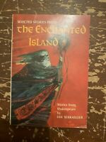1967 The Enchanted Island By Ian Serraillier Scholastic 1st Printing