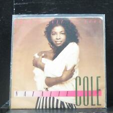 """Natalie Cole - When I Fall In Love / Pink Cadillac 7"""" VG+ B-50138 Vinyl 45"""