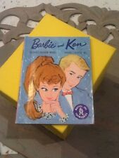 Vintage Blue Barbie and Ken Catalog of Clothing