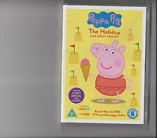 PEPPA PIG THE HOLIDAY AND OTHER STORIES DVD 11 EPISODES