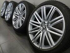 21 Pouces Roues Original Bentley Continental Gt Vitesse 3W0601025DP Jantes