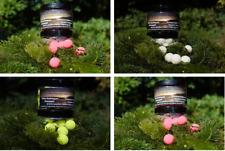Pop Ups 15mm verschiedene Sorten Selection-Fishing Fluo Pop-Ups pink weiß gelb