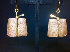 SHIBUICHI JEWELRY Made from re-cycled Sterling Silver and copper