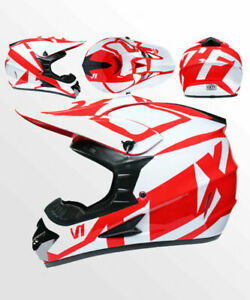 Fox Racing V1 Helmet Motocross Offroad Dirt Bike Enduro Rally Helmets Copy 2020