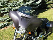 """Harley 9"""" Windshield Light Tint - / Electra Glide / Ultra Classic / 2014 - 2018"""