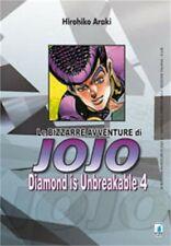 SC1164 - Manga - Star Comics - JoJo - Diamond is Unbreakable 4 - Nuovo !!!