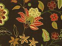 Richloom Fabric Joline Cocoa