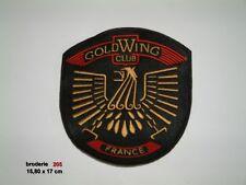 Ecusson GOLD WING n 194  15.80 cm X 15.90 cm Verzamelingen