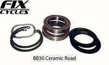 UNITi Press Fit BB30 Ceramic Bottom Bracket Shimano SRAM MTB & Road Push Fit