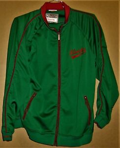 MILWAUKEE BUCKS HARDWOOD CLASSIC Green MITCHELL & NESS NBA Size 52 JACKET