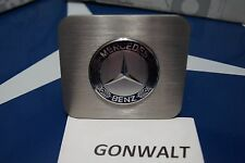 Mercedes Benz Hitch Cover Plug Stainless Steel GL320 GL350 GL450 GL550 X164 GL