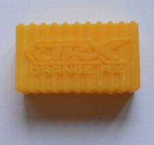 Orange receiver silocone protective cover for non sattelite rxs new uk seller