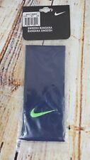 Nike Tennis Swoosh Bandana 411317-410 Rome Federer