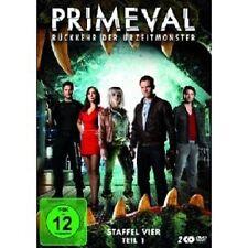 PRIMEVAL - DIE RÜCKKEHR DER... (STAFFEL 4.1) 2 DVD NEU