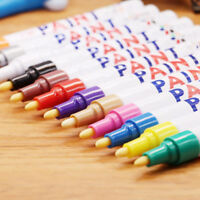 Waterproof Paint Marker Pen For Car Tyre Tire Tread Rubber Letter Permanent