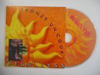 REGG' LYSS : BRONZE UN COUP [CD SINGLE PORT GRATUIT]