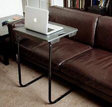 Portable Folding Laptop Work Desk Homework Bedside Table TV Tray Dinner Stand