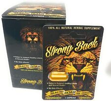 STRONG BACK MALE SUPPLEMENT