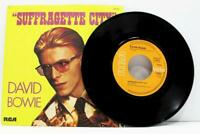 "David Bowie Suffragette City 3'25 Record 45 Single 7"" Vinyl Stay 6'08   42576"