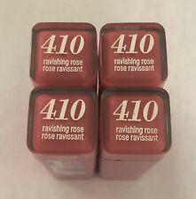 (4) Covergirl Colorlicious Lipstick, 410 Ravishing Rose