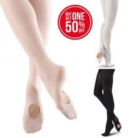 Girls Women Ballet Dance Convertible Tights Gymnastics Yoga