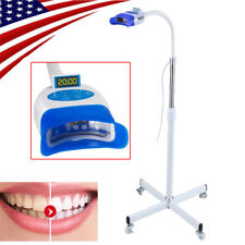 Dental LED Whitening Light Lamp Tooth System Mobile Teeth Bleaching Machine USA!