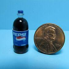 Dollhouse Miniature Replica 2 Litre Bottle of Pepsi ~ G144