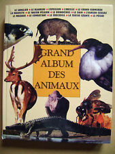 Le Grand album des animaux /P10