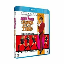 Blu-ray Austin Powers - l'espion qui m'a tirée - Mike Myers,Heather Graham,Jay R