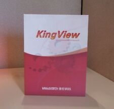 KV-DF-104 King View PC Based Monitoring and Control Data Logging SCADA Software