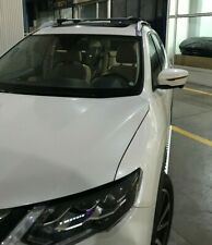 Fits 2017 2018 2019 Nissan ROGUE Aluminium Grey Roof Rack Lockable Cross Bar