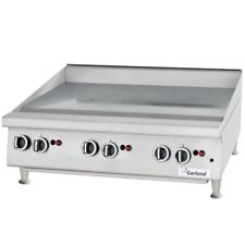 Garland GTGG60-GT60, 60-Inch Wide Heavy-Duty Gas Counter Thermostat-Controlled G