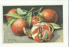 137917 stupenda cartolina artistica frutta di s. bonelli
