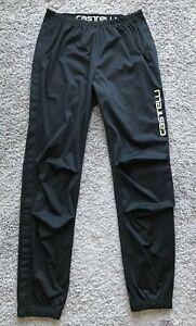 Castelli Cycling Pre Race Pants Men's Size 3XL Side Button Off