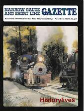 Narrow Gauge Gazette N.99 French Pont dy Lyn Clear Creek Nevada Contestoga Wagon
