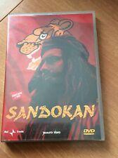 SANDOKAN    DVD   2 DISC  FILM YAMATO VIDEO  1^ SERIE COMPLETA