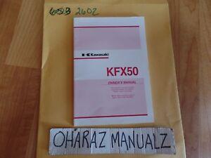 Kawasaki Motorcycle Owner Operator Manuals For Sale Ebay