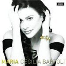 """CECILIA BARTOLI/MAXIM VENGEROV """"MARIA"""" CD NEUWARE"""