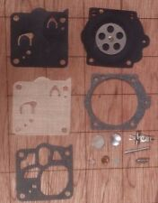 OEM K12-WG Walbro Carburetor Kit WG 6 7 8 9 10 common on Husqvarna 3120 3120xp