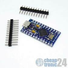 Pro Micro ATmega32U4 5V Arduino kompatibel 16MHz micro USB Board Leonardo