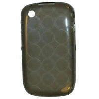 HQRP TPU (Polyurethan) Grau Hülle Für BlackBerry Curve 8520 8530 3G 9300 9330