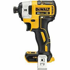 DEWALT 20V MAX XR Impact Driver, Brushless, 3-Speed, 1/4-Inch, Tool Only DCF887B
