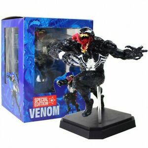 Special Edition BDS Marvel Comics Venom Spiderman Statue Action Figures Toy Gift